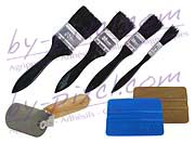 Accessoires adhésifs et colles