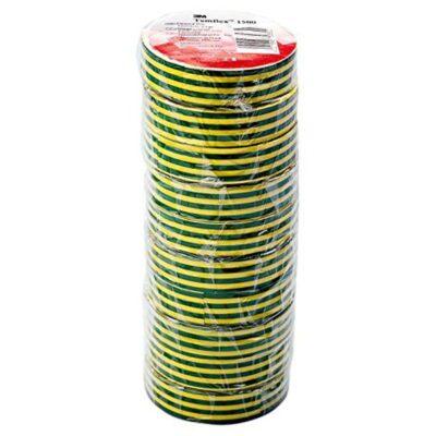 adhesif-isolant-jaune-vert