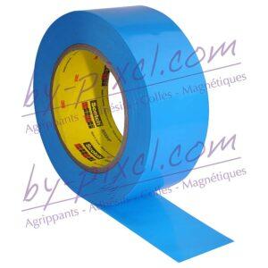 adhesif-maintien-temporaire-8899-3m-bleu