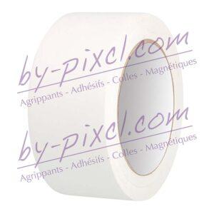 adhesif-marquage-sol-48mm-blanc