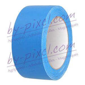 adhesif-marquage-sol-48mm-bleu