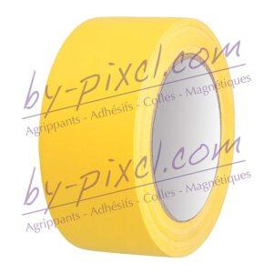 adhesif-marquage-sol-48mm-jaune