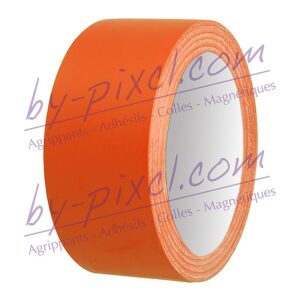 adhesif-marquage-sol-48mm-orange