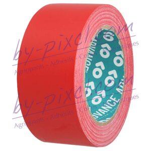 adhesif-marquage-sol-at8-50mm-rouge