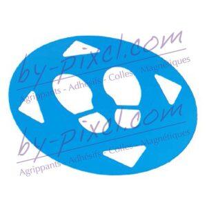 adhesif-marquage-sol-empreinte-bleu