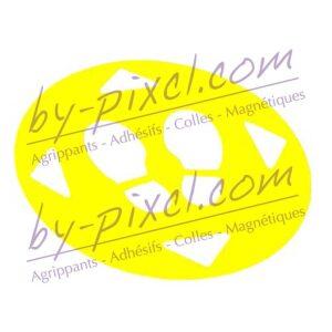 adhesif-marquage-sol-empreinte-jaune