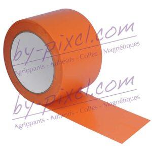 adhesif-pvc-orange-75mm
