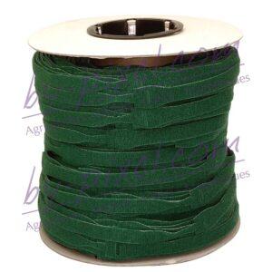 attache-cable-velcro-rouleau-vert
