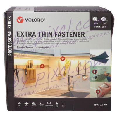 auto-agrippant-adhesif-extra-fin-de-marque-velcro-noir-50mmx25m-2