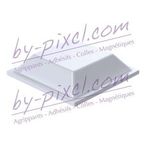 butee-carree-12.7x3.1-blanc