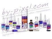 Colles glue cyanoacrylates Pixcl
