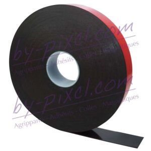 mousse-adhesive-double-face-polyethylene-8489-noire