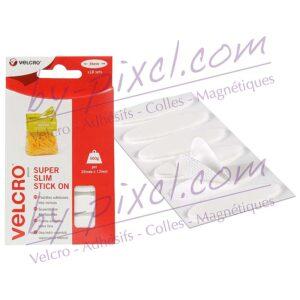 pastille-velcro-ovale-x18