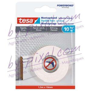 tesa-powerstrips-delicate-double-face-de-fixation-1-5mx19mm