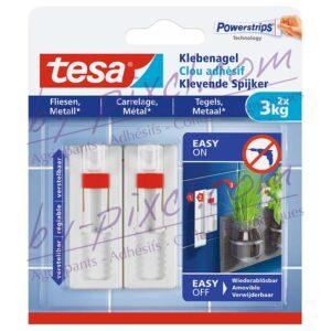 tesa-powerstrips-lisse-clou-adhesif-ajustable-carrelage-metal-3kg