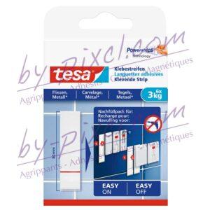 tesa-powerstrips-lisse-languettes-adhesives-carrelage-metal-3kg