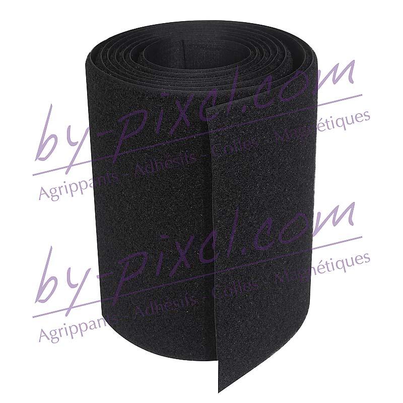 velcro-a-coudre-noir-metre-150mm-boucle