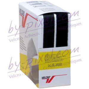 velcro-adh-boite-5-20-noir-bc