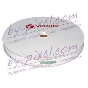 velcro-adhesif-ignifuge-blanc-25mm-boucle