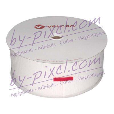 velcro-adhesif-ps14-blanc-100mm-crochet