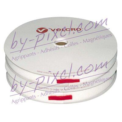 velcro-adhesif-ps14-blanc-25mm-bc