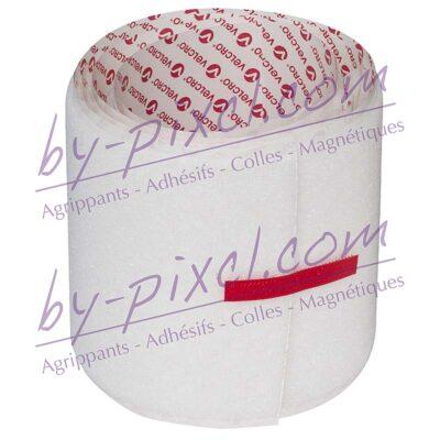 velcro-adhesif-ps14-blanc-metre-boucle