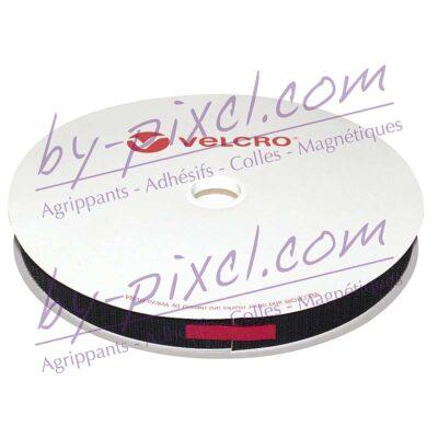 velcro-adhesif-ps14-noir-25mm-crochet