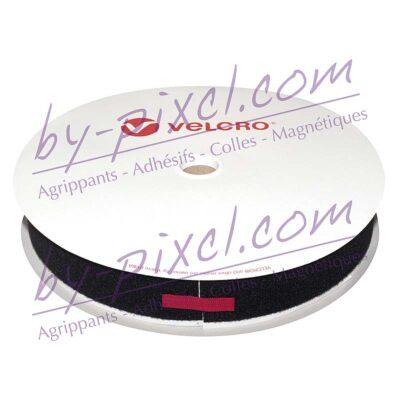 velcro-adhesif-ps14-noir-38mm-boucle