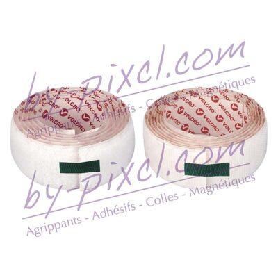 velcro-adhesif-ps18-blanc-metre-25mm-bc