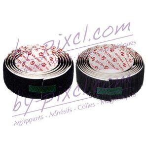 velcro-adhesif-ps18-noir-metre-25mm-bc