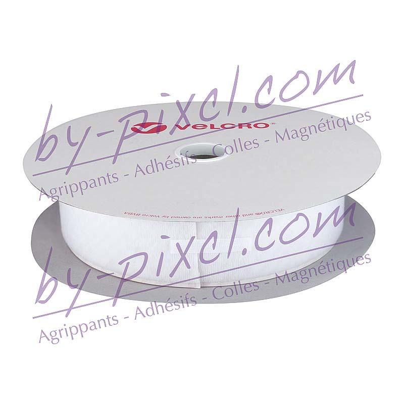 velcro-adhesif-ps30-blanc-50mm-velour