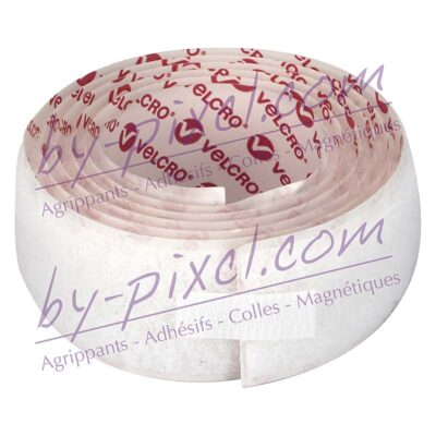 velcro-adhesif-ps30-blanc-metre-25mm-b