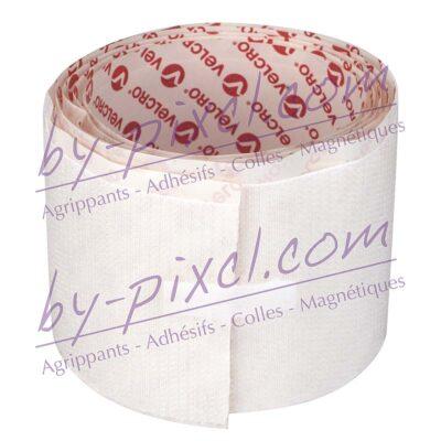 velcro-adhesif-ps30-blanc-metre-50mm-c