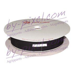 velcro-adhesif-ps30-noir-50mm-champignon