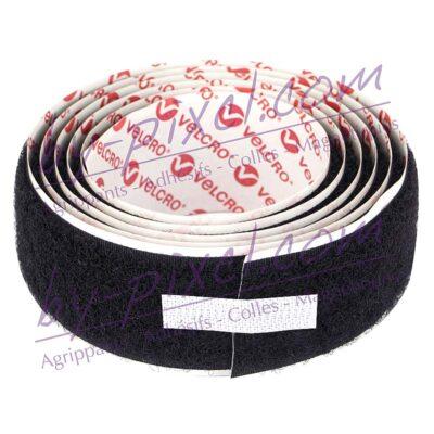 velcro-adhesif-ps30-noir-metre-25mm-b