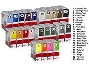 Auto-agrippants de marque VELCRO® couleurs en boite de 5m