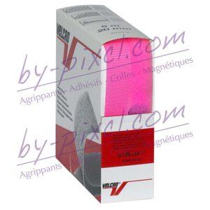 velcro-couleur-rose-fluo