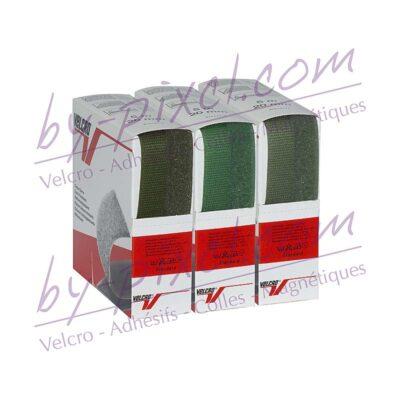velcro-couleurs-vertes-gam