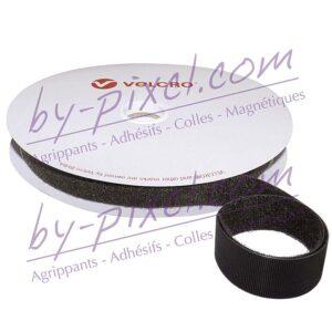 velcro-one-wrap-noir-25mm