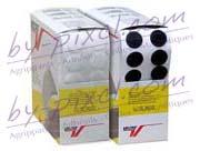 Pastilles de marque VELCRO® en boites