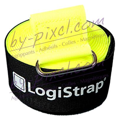 velcro-sangle-logistrap-jaune